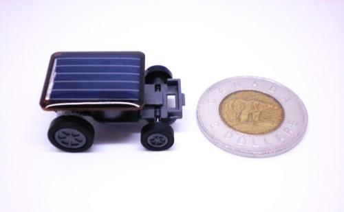 Mini Solar Car
