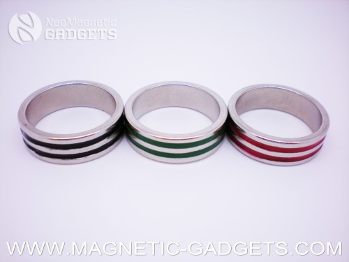Magnetic Ring. Wizard PK Ring