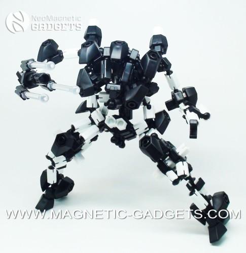 Bowei 503. MechWarrior/battletech Construction Puzzle