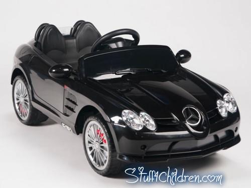 Licensed Mercedes Kids Electric Ride On Car Remote