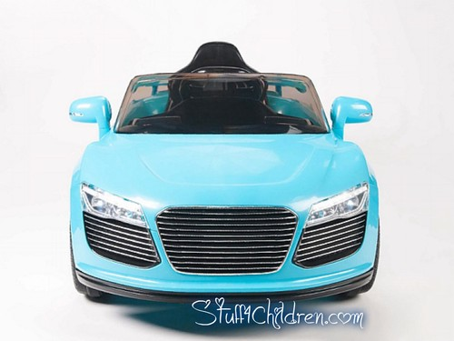 Kids Electric Ride On Audi Style Kids Car Remote Control