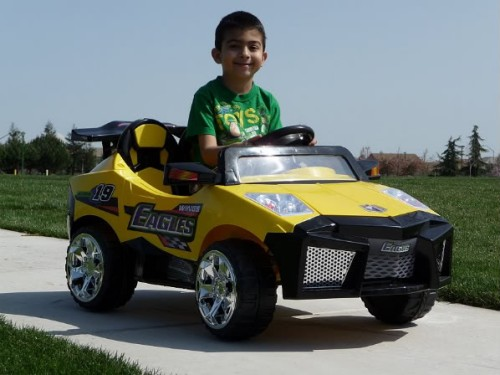 the mini motos 12v 2 seater lamborghini style kids battery powered ride on toy car makes a fabulous first drive