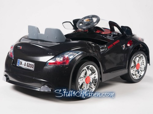 Audi Tt Style Electric Ride On Car Battery Operated Remote