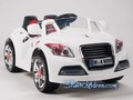 WM - Electric Ride on car, Audi TT, kids car, battery operated, remote control, white, front.jpeg