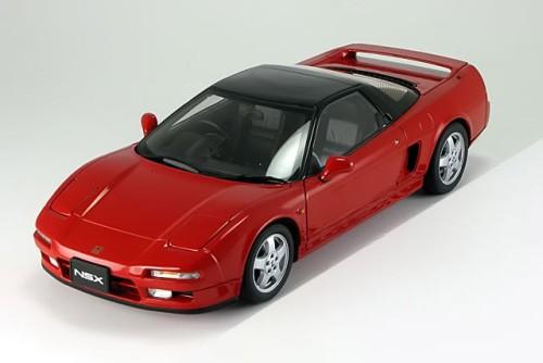 1 18 autoart honda nsx 1990 red pj modelcars. Black Bedroom Furniture Sets. Home Design Ideas