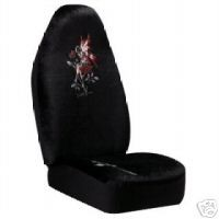 Amy Brown Rose Fairy Bucket Seat Cover Pair Everything4cars