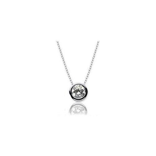 Solitaire pendants diamondforgood aloadofball Choice Image