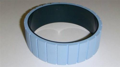 Gum Grooved 1 x 9 Light Blue Belt 23500162.jpg