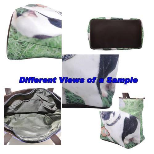 Bucket Bag Sample