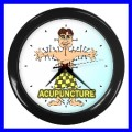 Wall Clock ACUPUNCTURE Needle Medical Clinic Doctor AMA (11541921)