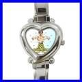 Heart Charm Watch ACUPUNCTURE Needle Doctor Nurse AMA (12173915)