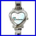 Heart Charm Watch ACUPUNCTURE AMA Needle Doctor Nurse (12173916)