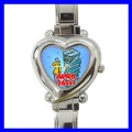 Heart Charm Watch ACCOUNTANT Accounting CPA Auditor ACC (12174208)