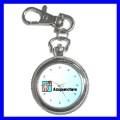 Key Chain Pocket Watch ACUPUNCTURE Nurse Needle Doctor (12155216)