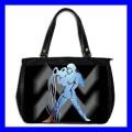 Oversize Office Handbag AQUARIUS Zodiac Sign Astrology (27152750)