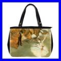 Oversize Office Handbag BALLERINA DEGAS Artist Painting (27154648)