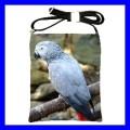 Shoulder Sling Bag Messenger AFRICAN GREY PARROT Birds (25613440)