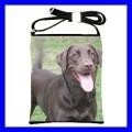 Shoulder Sling Bag CHOCOLATE LABRADOR RETRIEVER Dog Pet (25613527)
