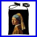 Shoulder Sling Bag GIRL WITH PEARL EARRING VERMEER ART (25613589)