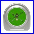 Desk Clock 8 BALL Alarm Pool Eight Game Table Billards (11828396)
