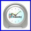Desk Clock ACUPUNCTURE Alarm Needle Medical Doctor AMA (11828403)