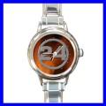 Round Charm Watch 24 Hours Women Girls Kids NR Fan Gift (11811243)