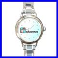Round Charm Watch ACUPUNCTURE AMA Needle Doctor Nurse (11811245)