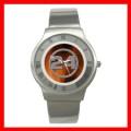 Round Steel Watch 24 Hours NR Fans Gifts Men Women Boys (15033659)