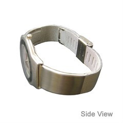 Round Steel Watch Sample