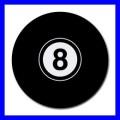 Mousepad Mouse Mat Pad 8 BALL Pool Eight Game Billiard Snooker (11932744)
