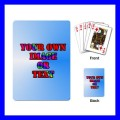 Personalization Of Playing Cards Poker Deck Customized Gift (playingcards)
