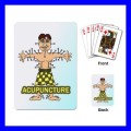 Playing Cards Poker Deck ACUPUNCTURE AMA Needle Doctor Nurse (15480981)