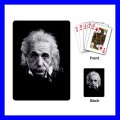 Playing Cards Poker Deck ALBERT EINSTEIN Photo Science Memorable (15481275)