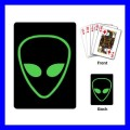 Playing Cards Poker Deck ALIEN ET Roswell Science Mystery Files (15482156)