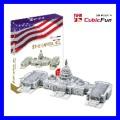 3D Puzzle CAPITOL HILL Architecture Building Congress (TP074)