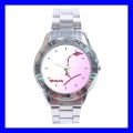 Stainless Steel Watch ALFRED HITCHCOCK Portrait Director Movie (31148301)