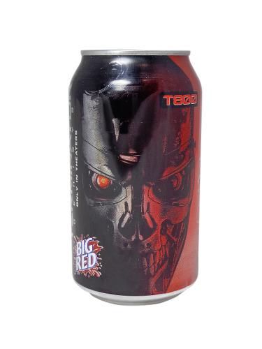 Big Red Terminator T800