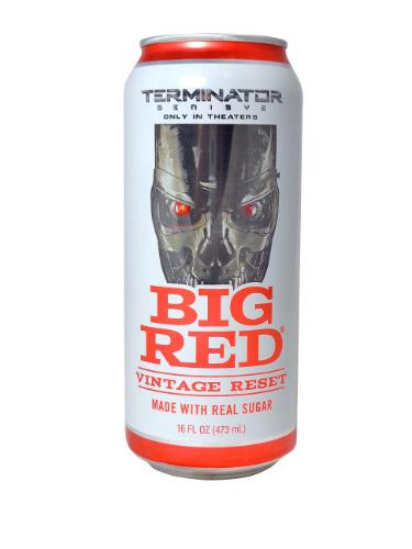 16oz Big Red Sugar Terminator Reset