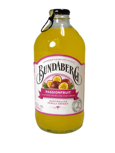 Bundaberg passion fruit