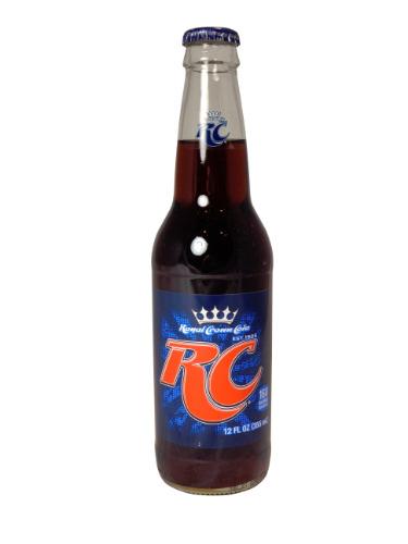 FRESH 6 Pk 12oz RC Royal Crown Cola - Soda Emporium | Buy ...