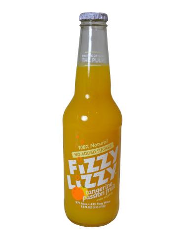 Fizzy Lizzy Tangerine Passion Fruit