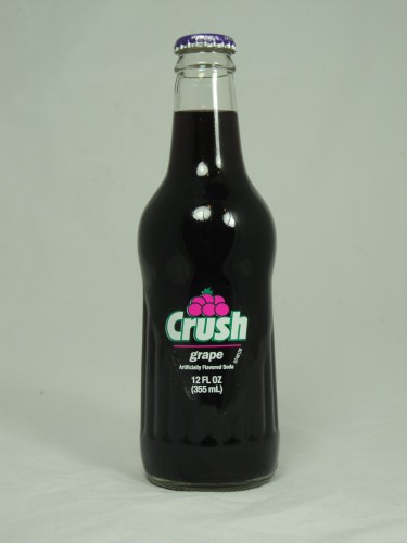 grape crush bottle