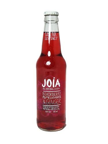 Joia Blackberry Pomegranate & Ginger soda - Soda Emporium | Buy Soda ...