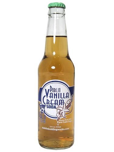 FRESH Case 24 12oz Dublin Bottling Works Vanilla Cream soda - Soda Emporium | Buy Soda Pop ...