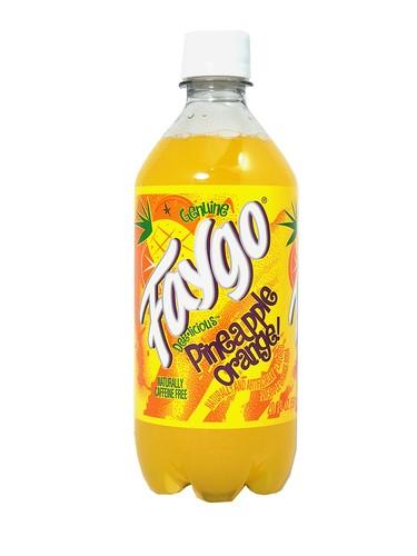 Faygo Soft Drink