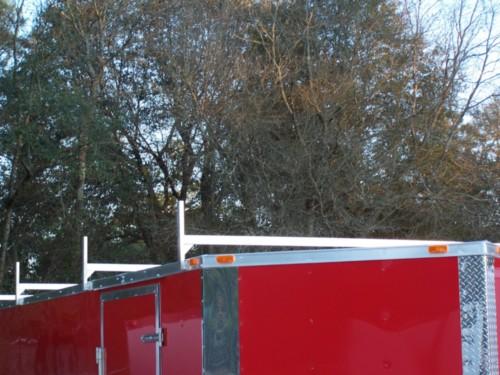 Ladder Rack (3 Sections) Aluminum