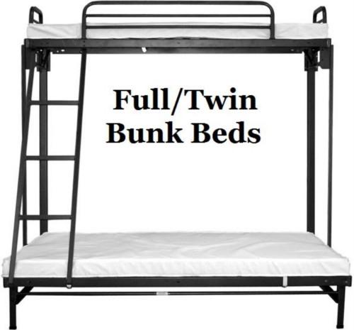 Full Twin Bunk Bed Photo Jpeg