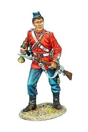First Legion ZUL002: British 24th Foot Trumpeter