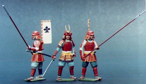 Monarch Regalia SAM2: Honda Clan Samurai (as in set 212)