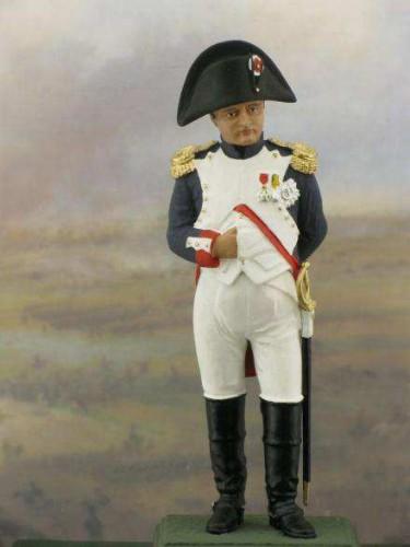 Art I.G. 100: Napoleon 1er Rgt. Grenadiers de la Garde Uniform